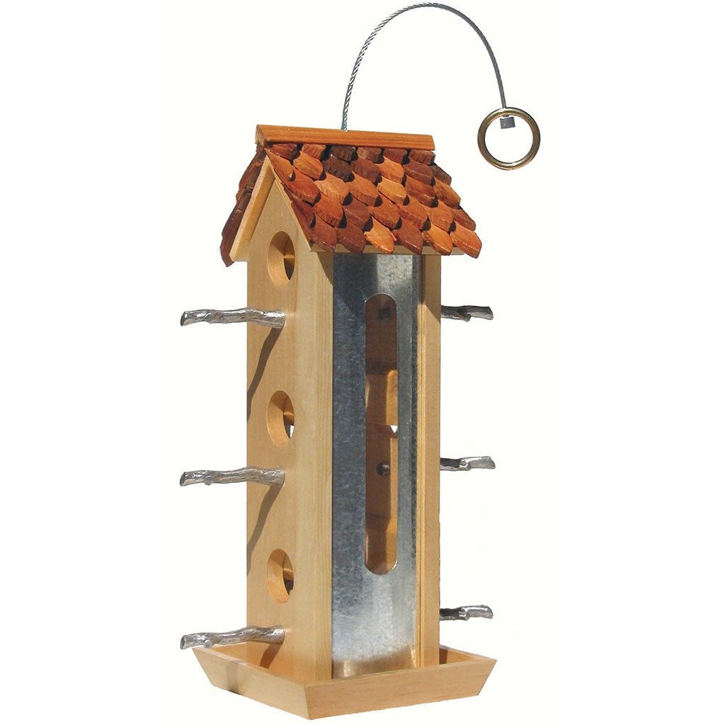 Perky Pet Tin Jay Feeder