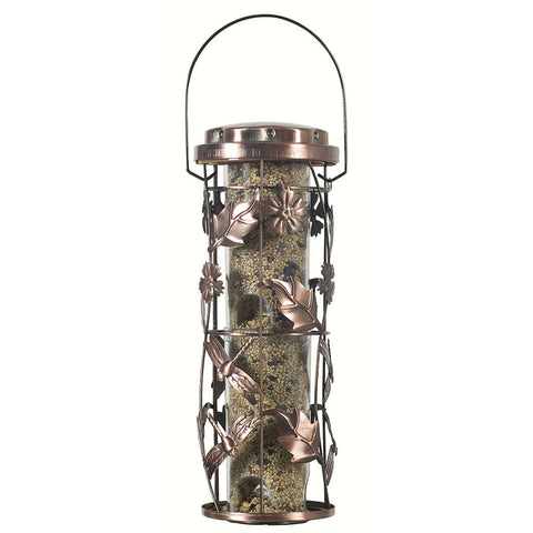 Perky Pet Copper Garden Seed Feeder