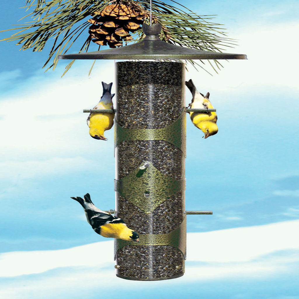 Perky Pet Upside-Down Finch Feeder