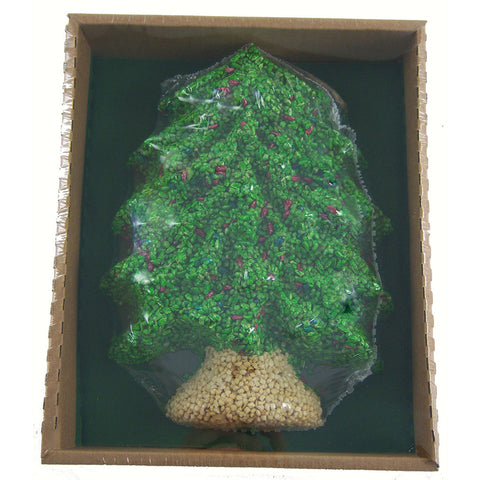 Pine Tree Farms Christmas Tree Hanging Bird Seed