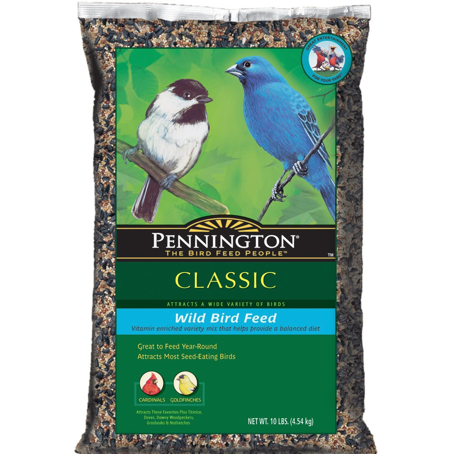 Pennington 10 LB Wild Bird Feed - while supplies last.