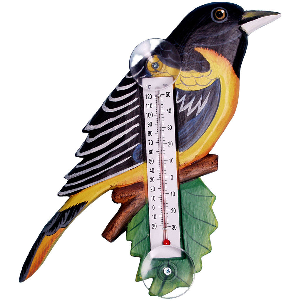 Songbird Essentials Small Baltimore Window Thermometer