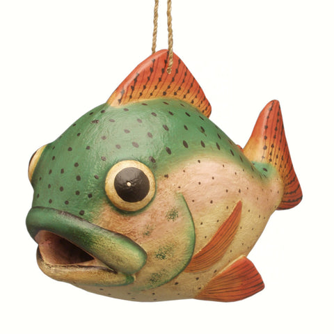 Trout Birdhouse