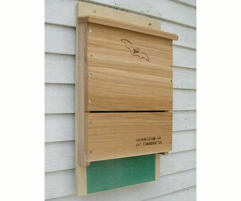 Organization for Bat Conservation Single Chamber Bat House