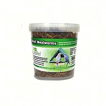 28.22 OZ Tub of Dried Mealworms