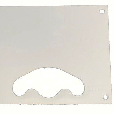 Plastic Excluder II Replacement Plate