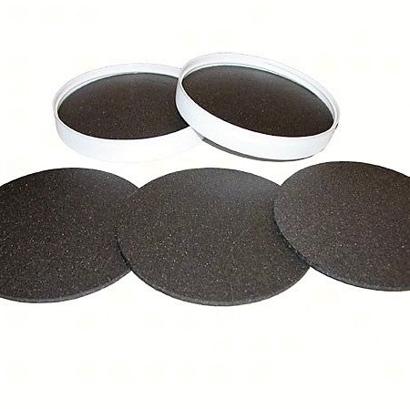 Gourds Black Cap Liners