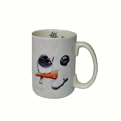 Songbird Essentials Nosey Junco Ceramic Mug