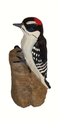 Songbird Essentials Poly-resin Downy Statuette