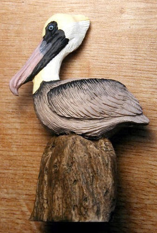 Songbird Essentials Poly-resin Pelican Statuette