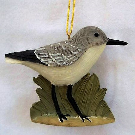 Songbird Essentials Poly-resin Sandpiper Ornament