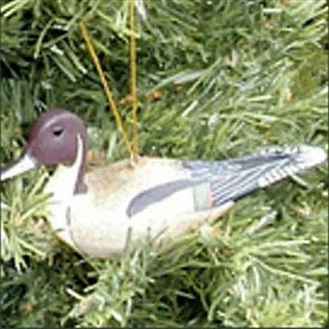 Songbird Essentials Poly-resin Pintail Decoy Ornament