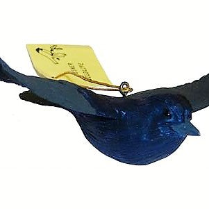 Songbird Essentials Poly-resin Purple Martin Ornament