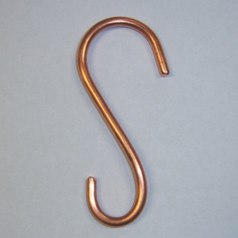 3.25 IN Copper S Hook