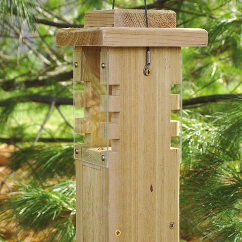 12 Port Woodpecker Feeder