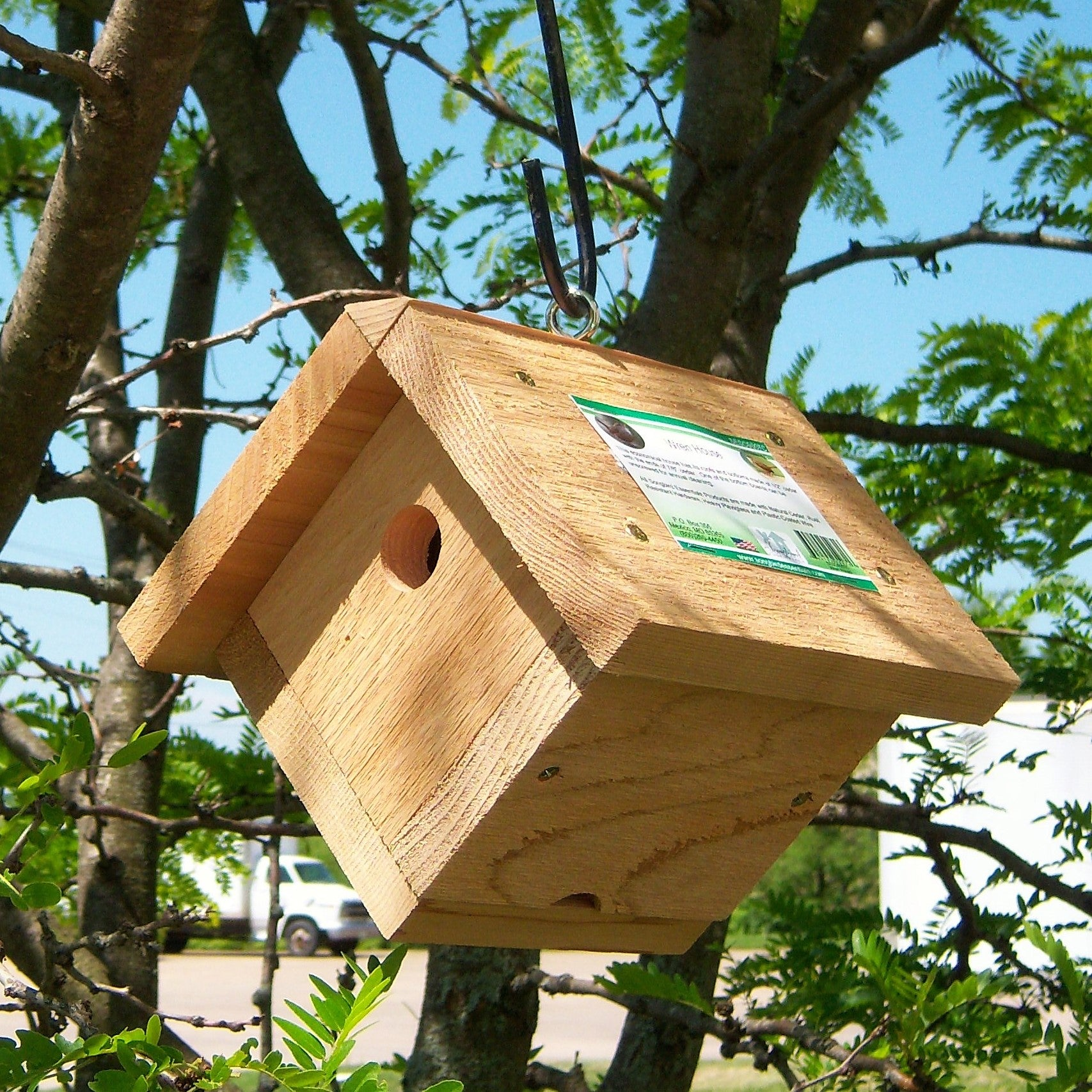 Mini-Wren Birdhouse