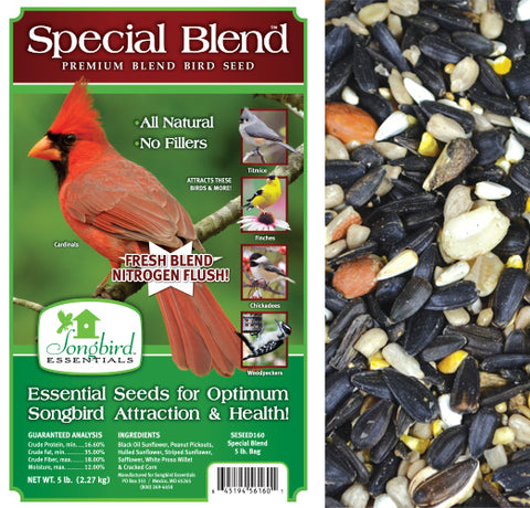 Songbird Essentials 5 LB Special Blend