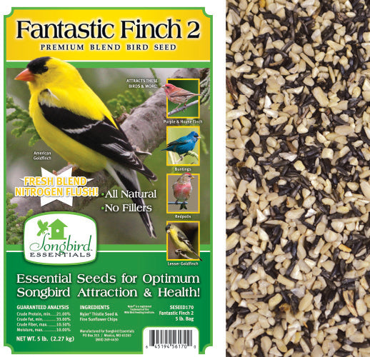 Songbird Essentials 5 LB Fantastic Finch 2