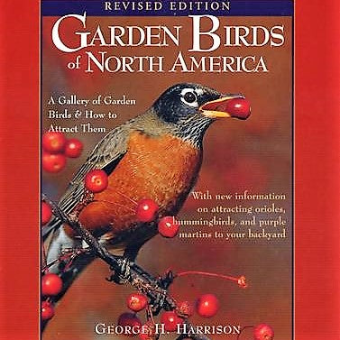 Garden Birds of America 2nd Edition Book