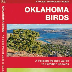 Oklahoma Birds Pocket Guide