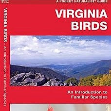 Virginia Birds Pocket Guide