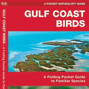 Gulf Coast Birds Pocket Guide