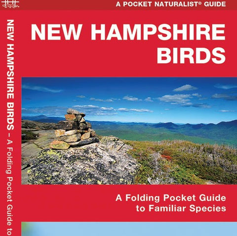 New Hampshire Birds Pocket Guide