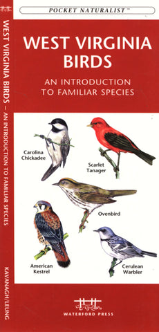 West Virginia Birds Pocket Guide