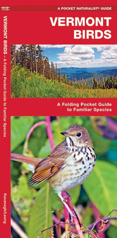 Vermont Birds Pocket Guide