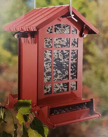 Chateau Squirrel-Resistant Seed Feeder