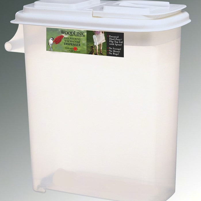 32 QT Seed Container