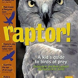 Raptor! A Kid's Guide to Birds Children's Book