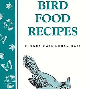 Bird Food Recipes Book