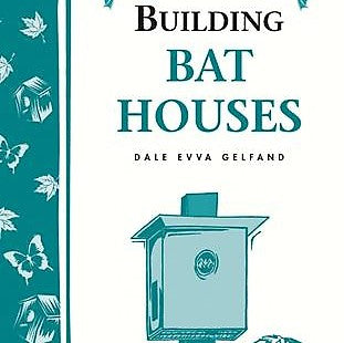 Building Bat Houses Book