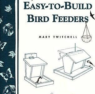 Easy To Build Bird Feeders Book