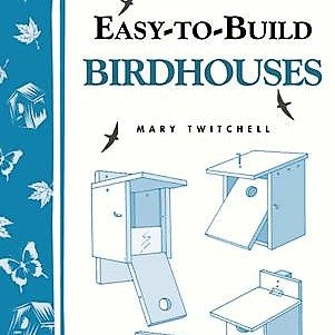 Easy To Build Bird Houses Book