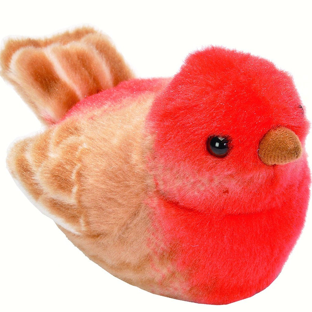 House Finch 5 IN Plush Stuffed Toy