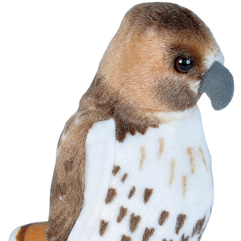 Red Tail Hawk 5 IN Plush Stuffed Toy