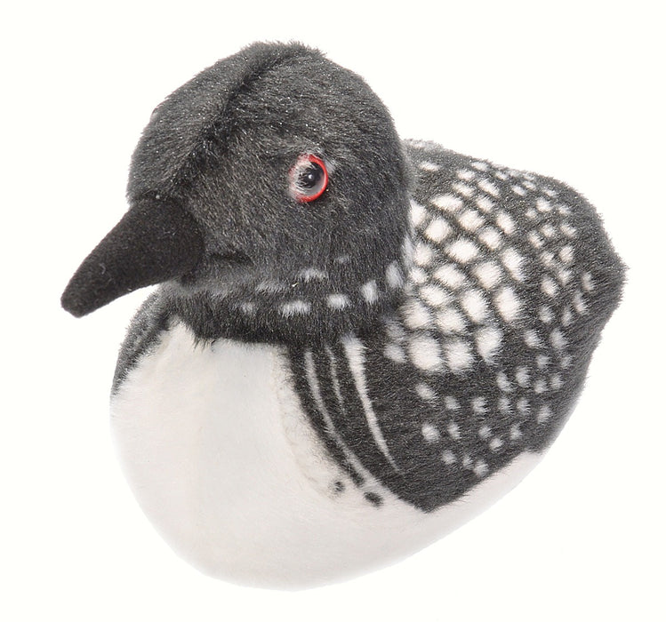 Common Loon 5 IN Plush Stuffed Toy