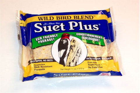 Wild Bird Plus 11 OZ Suet Cake