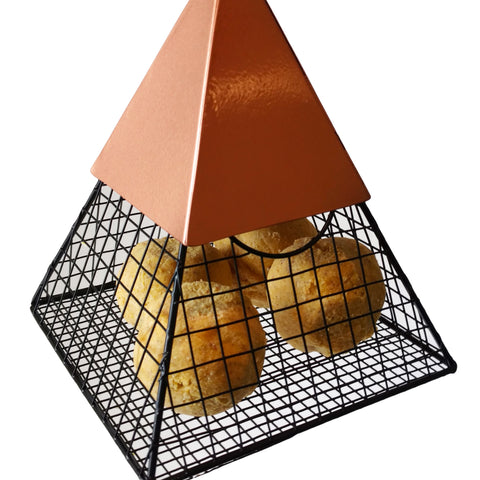 Geo Ball Feeder Pyramid