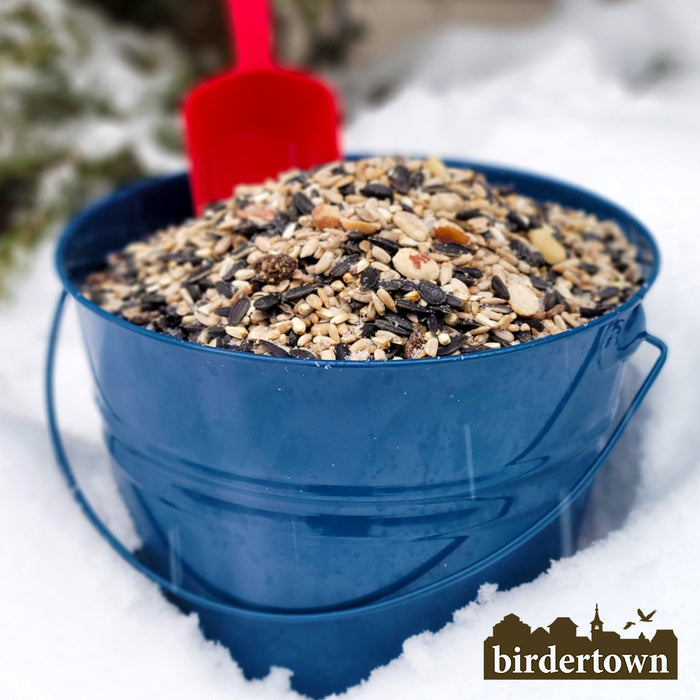 Birdertown 20 LB Birder Blend Original Bird Seed