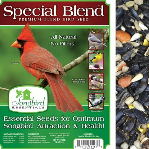 Songbird Essentials 20 LB Special Blend