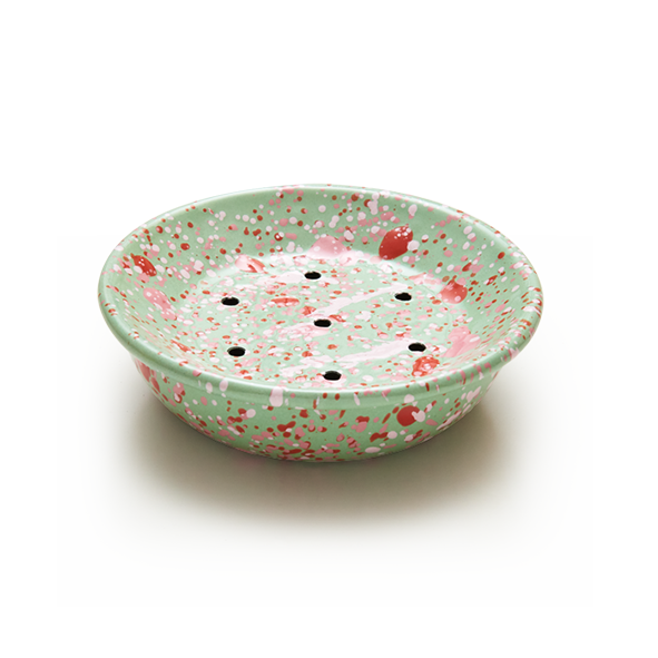 SOAP DISH - Muscat Green