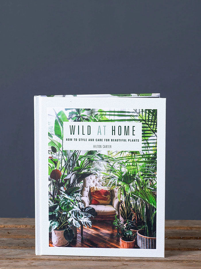Wild at Home Book Hilton Carter