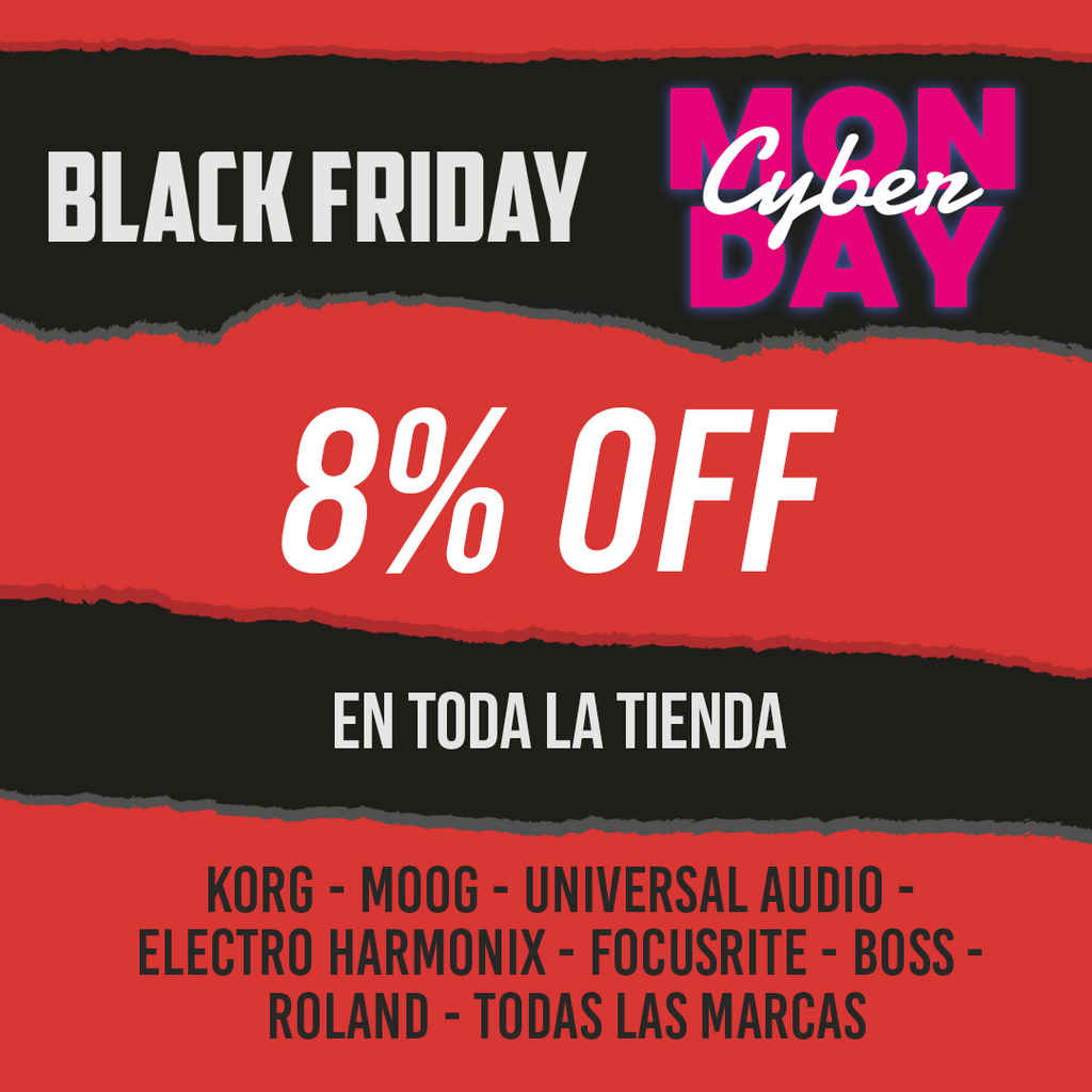 Black Friday y Cyber Week 2020