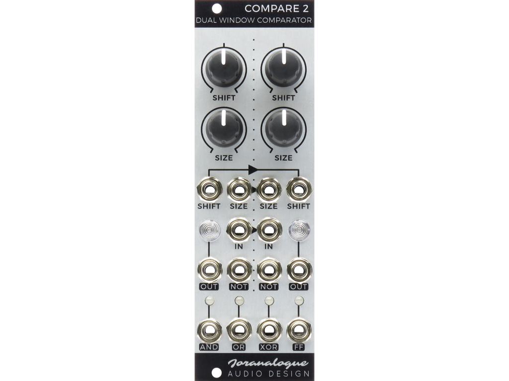 Joranalogue Audio Design Compare 2