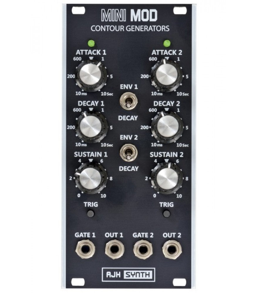 AJH Synth Dual Contour black