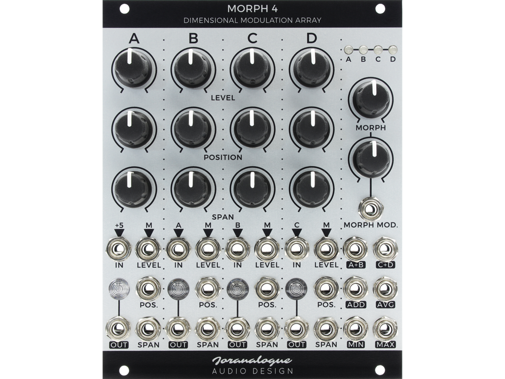 Joranalogue Audio Design Morph 4