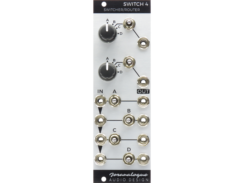 Joranalogue Audio Design Switch 4